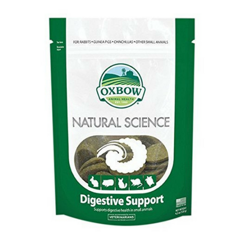 Oxbow Natural Science Digestive Support Tablets-Digestive Support Tablets-PDSA Pet & Gift Store