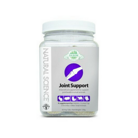 Oxbow Natural Science Joint Support Tablets