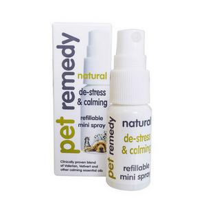 Pet Remedy Mini / Travel Calming Spray - PDSA Pet Store