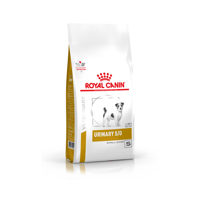 ROYAL CANIN® Canine Urinary S/O Small Dog Adult Dry Food