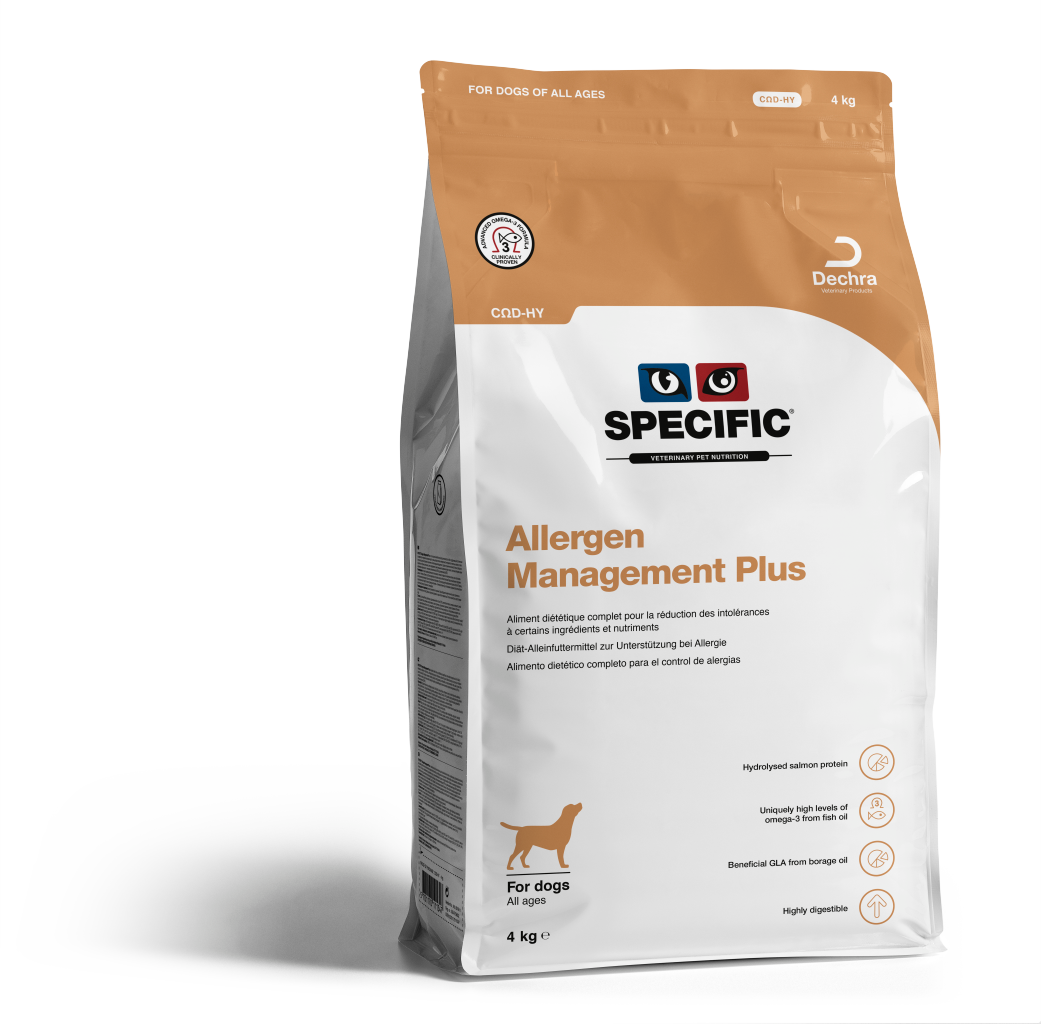 Allergy Management Plus Dog Food | Specific COD-HY