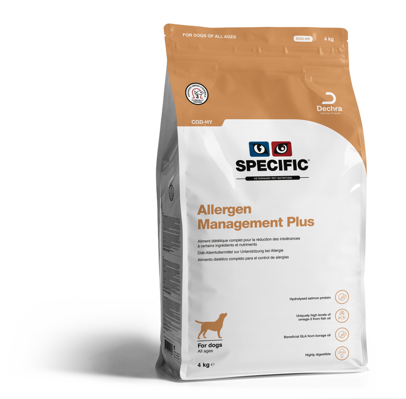 Specific COD-HY | Allergy Management Plus Dog Food
