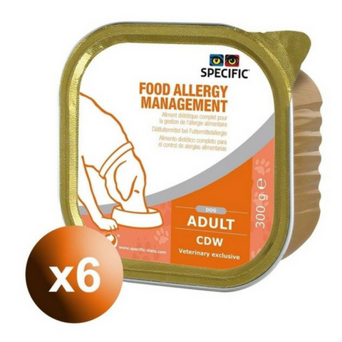 Specific CDW Food Allergy Management Dog Food