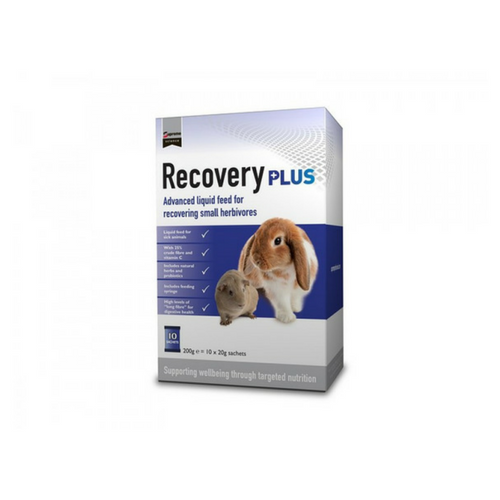 Supreme Science Recovery Plus for Small Animals - PDSA Pet Store