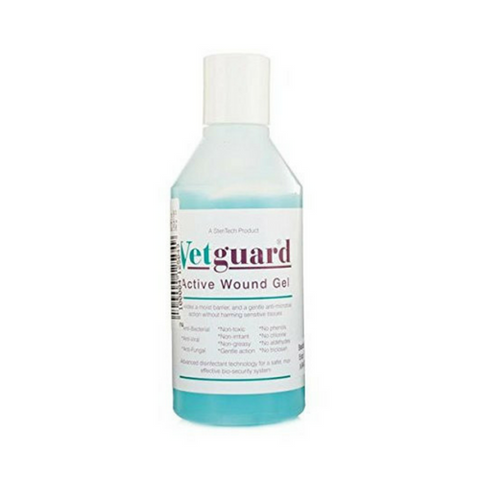 Vetguard Active Wound Gel