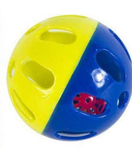 Double Action Cat Play Ball - PDSA Pet Store