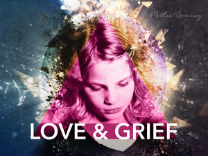 Love & Grief Cover Art Poster
