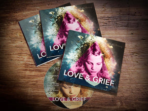 Love & Grief Audio CD