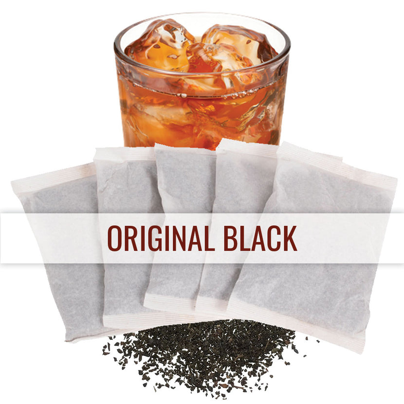 Original Black - 1 Gallon Iced Tea