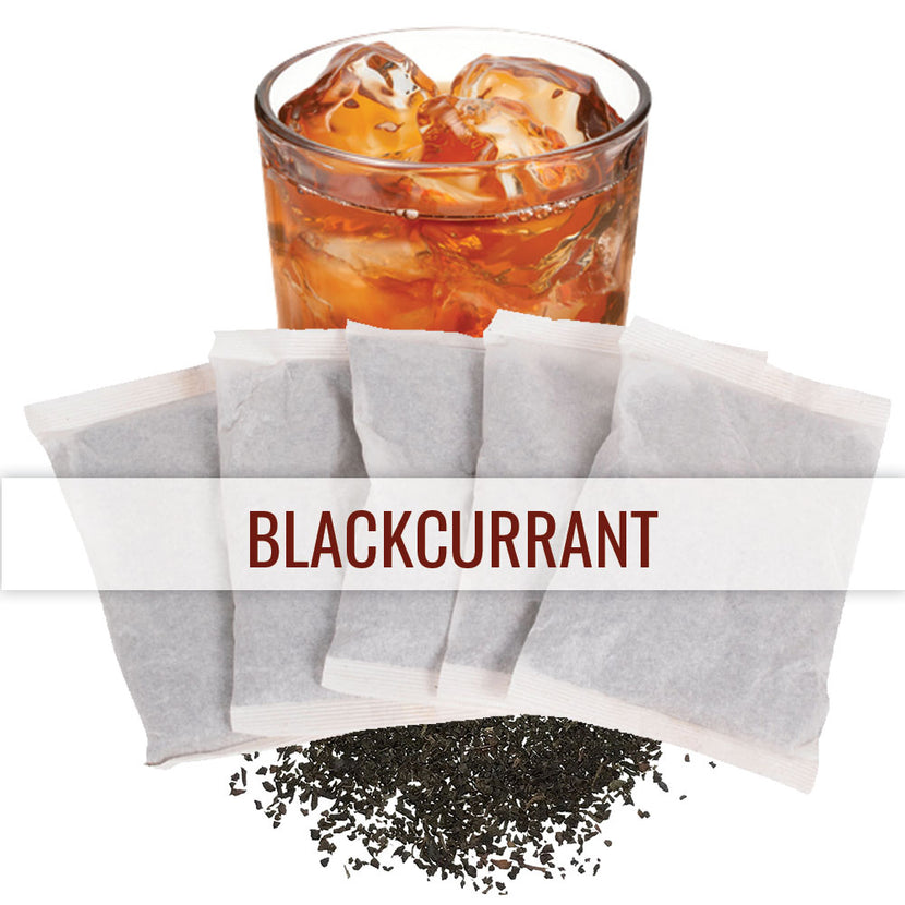 Blackcurrant - 1 Gallon Iced Tea