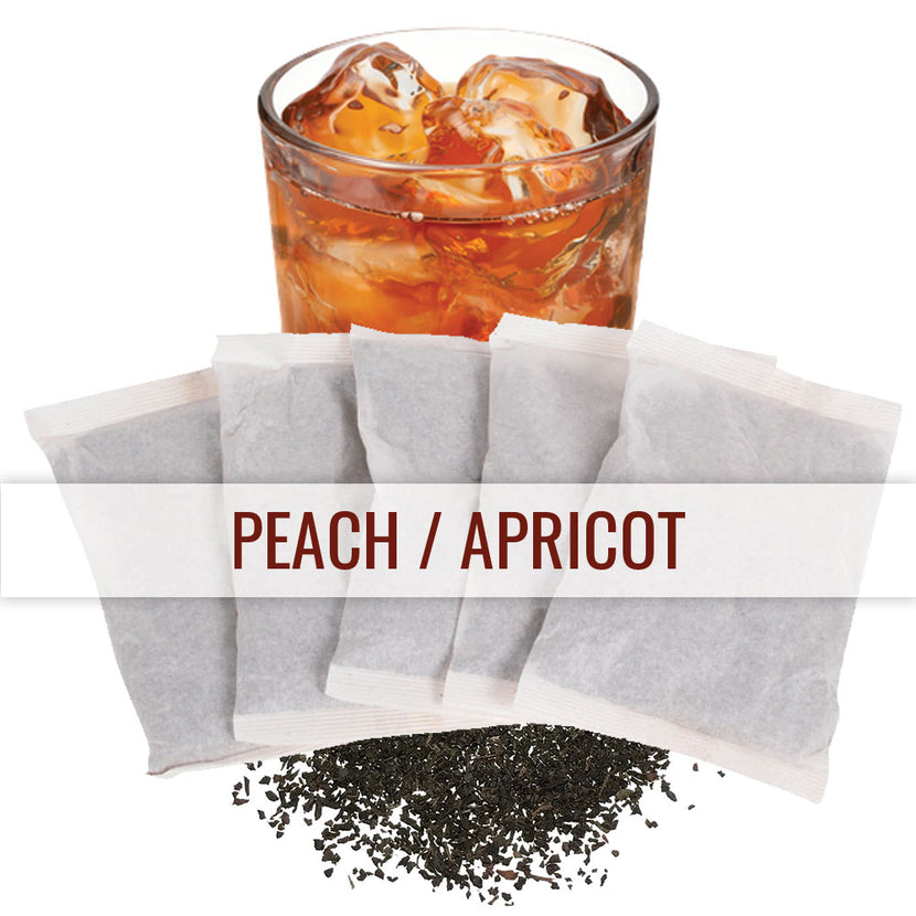 Peach Apricot - 1 Gallon Iced Tea