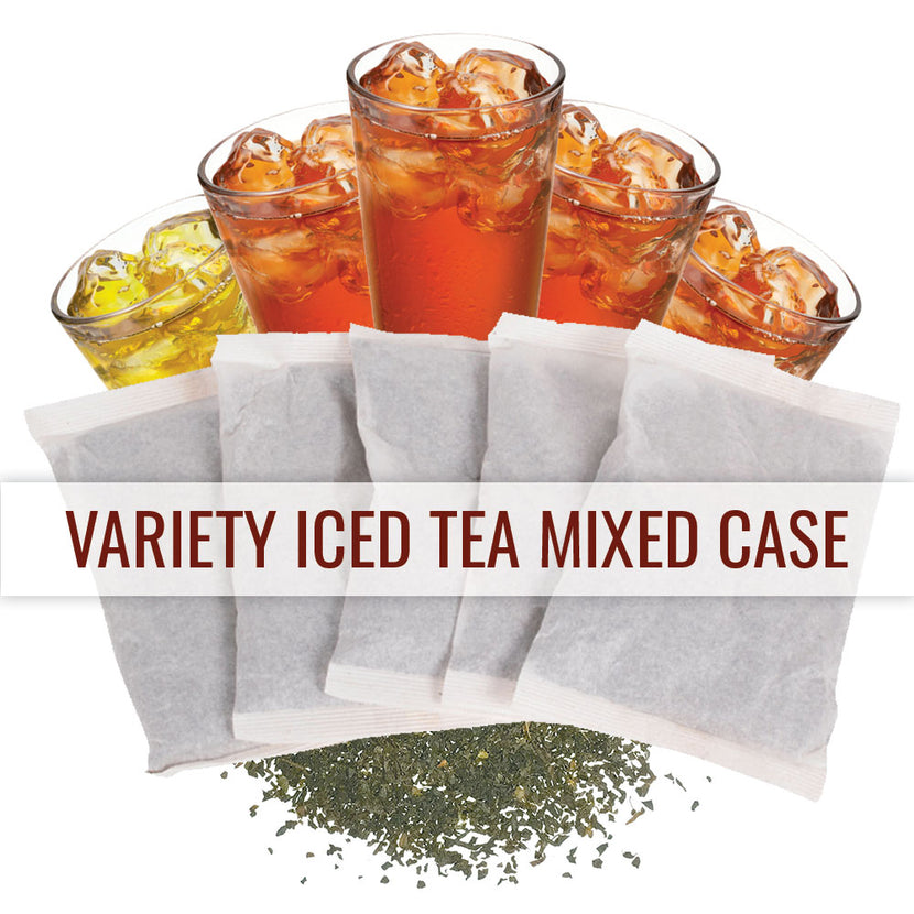 Variety Mixed Case  - 1 Gallon Iced Teas