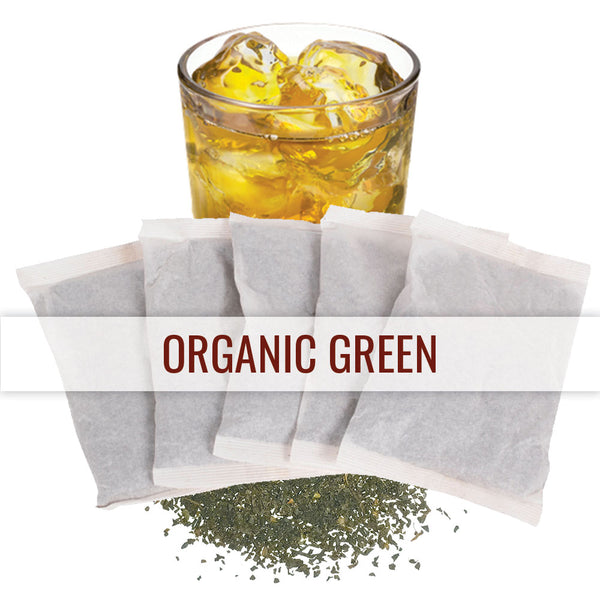 Organic Green - 1 Gallon Iced Tea