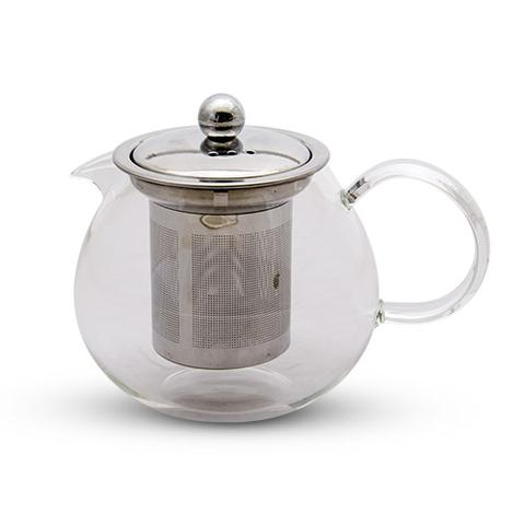 Lucidity Glass Teapot