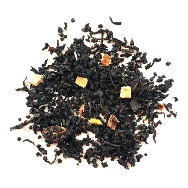 BLACK TEA WITH CHERRY AND LEMON