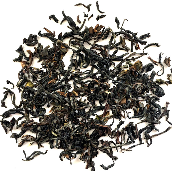 ORGANIC BLACK TEA FROM NEPAL, KANCHANJANGHA ESTATE