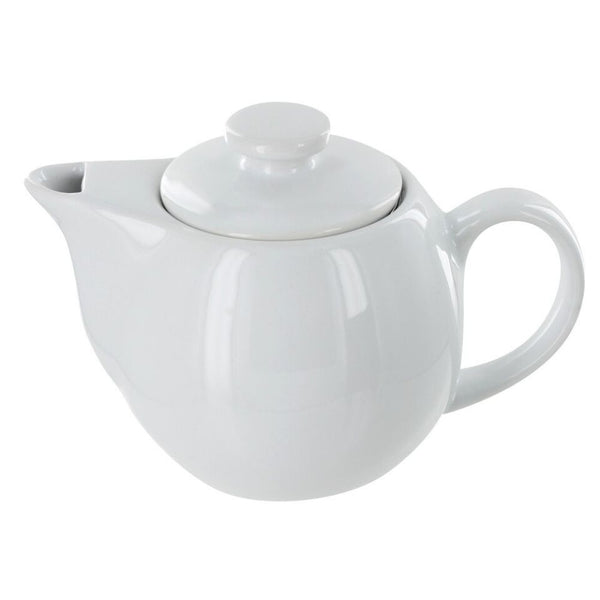 14 oz. Teapot with Infuser Basket and Lid.