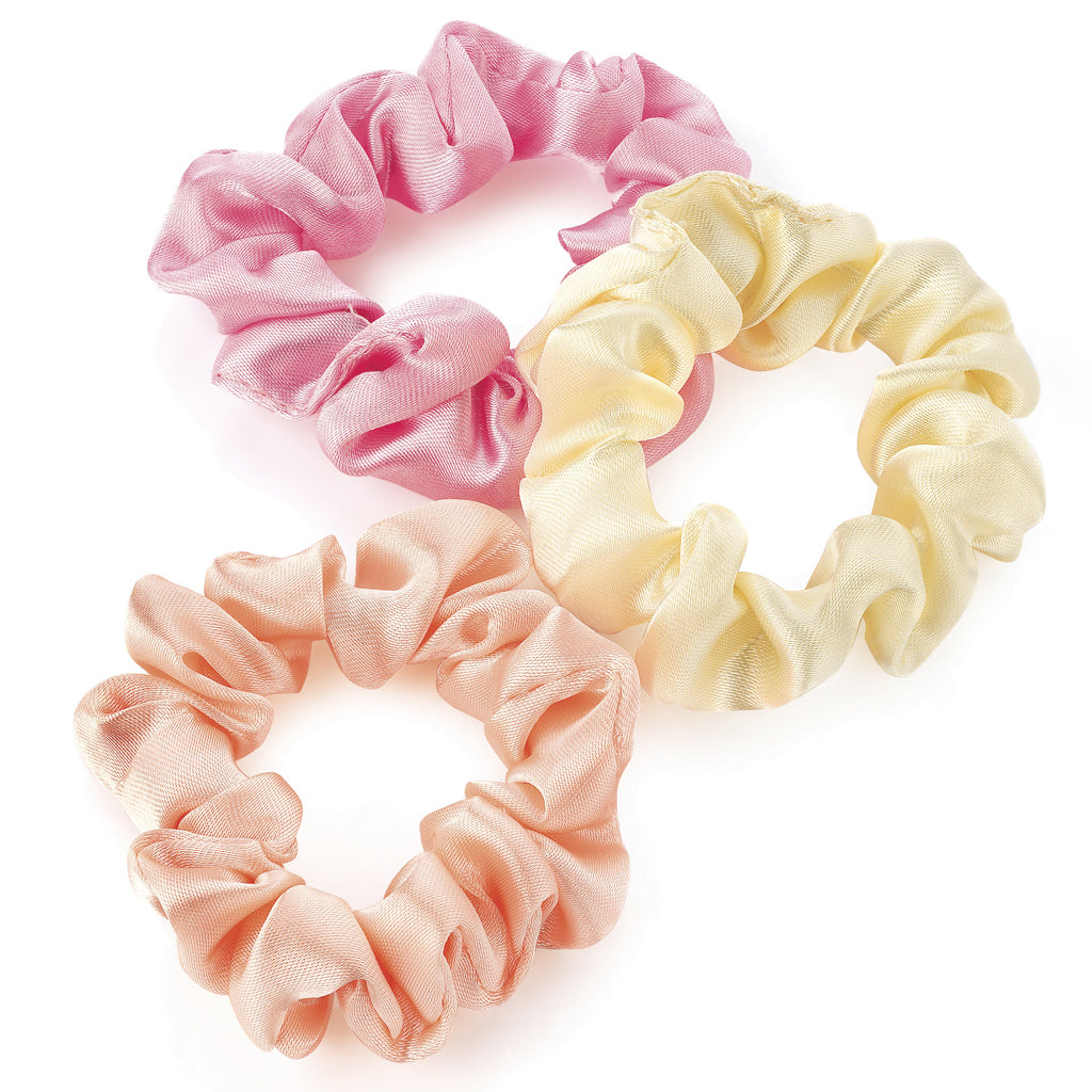 3 Pack Mix Scrunchies
