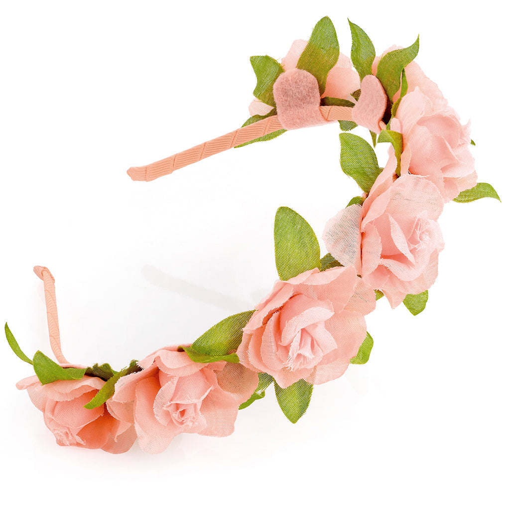 Small Roses Alice Headband