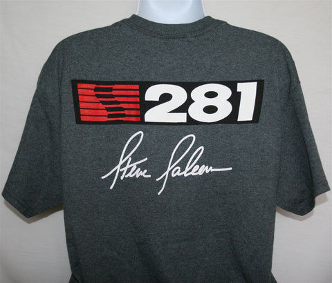 Saleen S281 Heather Gray T-Shirt