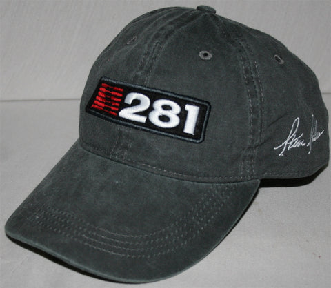 Saleen 281 Embroidered Hat