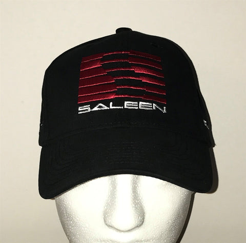 Saleen Large Logo Hat