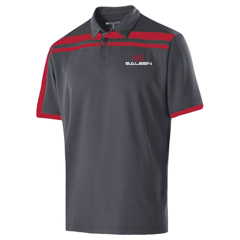 Saleen Strip Polo Shirt