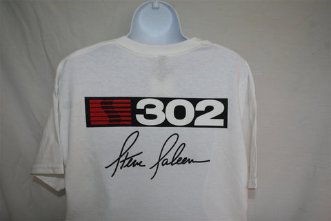Saleen S302 White T-Shirt