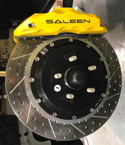 "Saleen 30th Anniversary Extreme+ Brake 15"" Front System"
