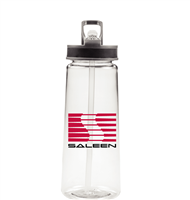 22 oz. Saleen Sports Bottles with Straw