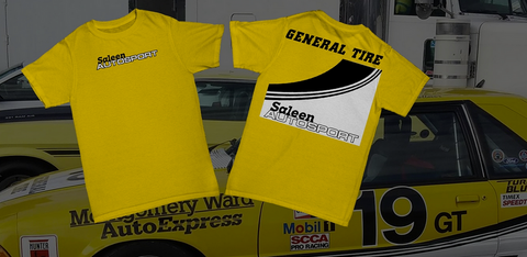 Saleen Autosport General Tire T-Shirt