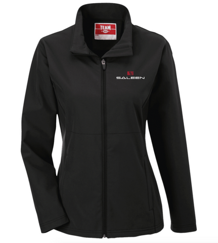 Saleen Embriodered Ladies' Soft Shell Jacket