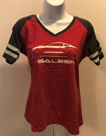 Saleen Mustang T-Shirt Womens Shirt