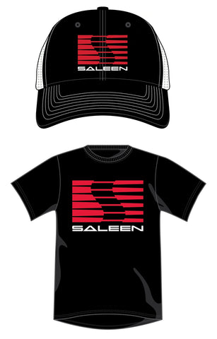 Saleen T-Shirt Hat Combo