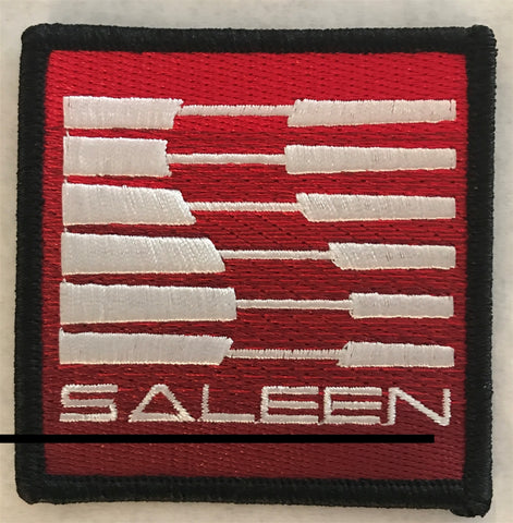 Saleen Patch