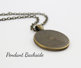 STORYTELLER Necklace (B4133) - PaperHeartDaily