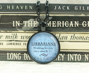 LIBRARIAN Jewelry