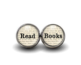 Reader Earrings