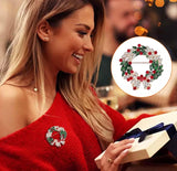 Christmas Brooch Pin-All-Times-Gifts