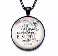 Bible verse necklace-All-Times-Gifts