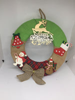 Christmas Wreath 30cm-All-Times-Gifts