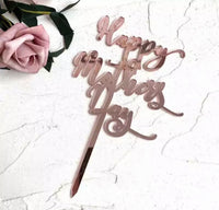 Mother's Day Cake Topper-Cake Topper-All-Times-Gifts
