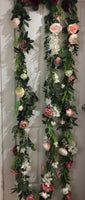 Personalised Floral Arrangement / Garland Decorations-All-Times-Gifts
