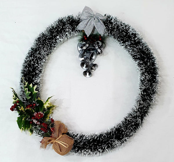 Tinsel wreath-All-Times-Gifts