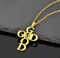 God is good necklace-All-Times-Gifts