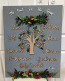 Fruit of the spirit large canvas-All-Times-Gifts