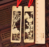4pcs/ set Gold Metal Bookmarks-Bookmarks-All-Times-Gifts