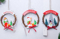 3pcs/Set Christmas Dried Rattan Ornaments-Christmas Gifts-All-Times-Gifts