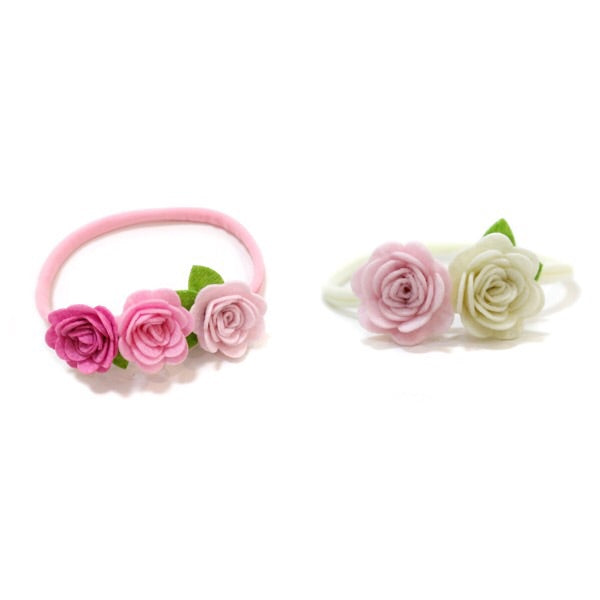 2pcs/Set Baby Headband-Headset-All-Times-Gifts