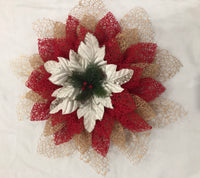 Fabric Christmas Wreath-All-Times-Gifts